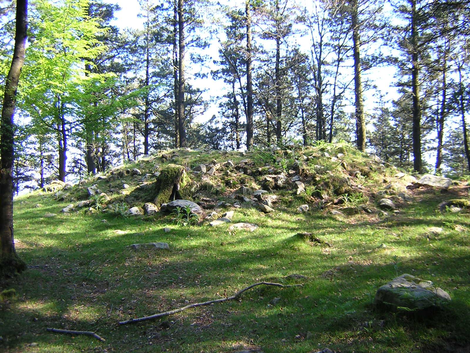 Dolmen Andatza 2 Trikuharria