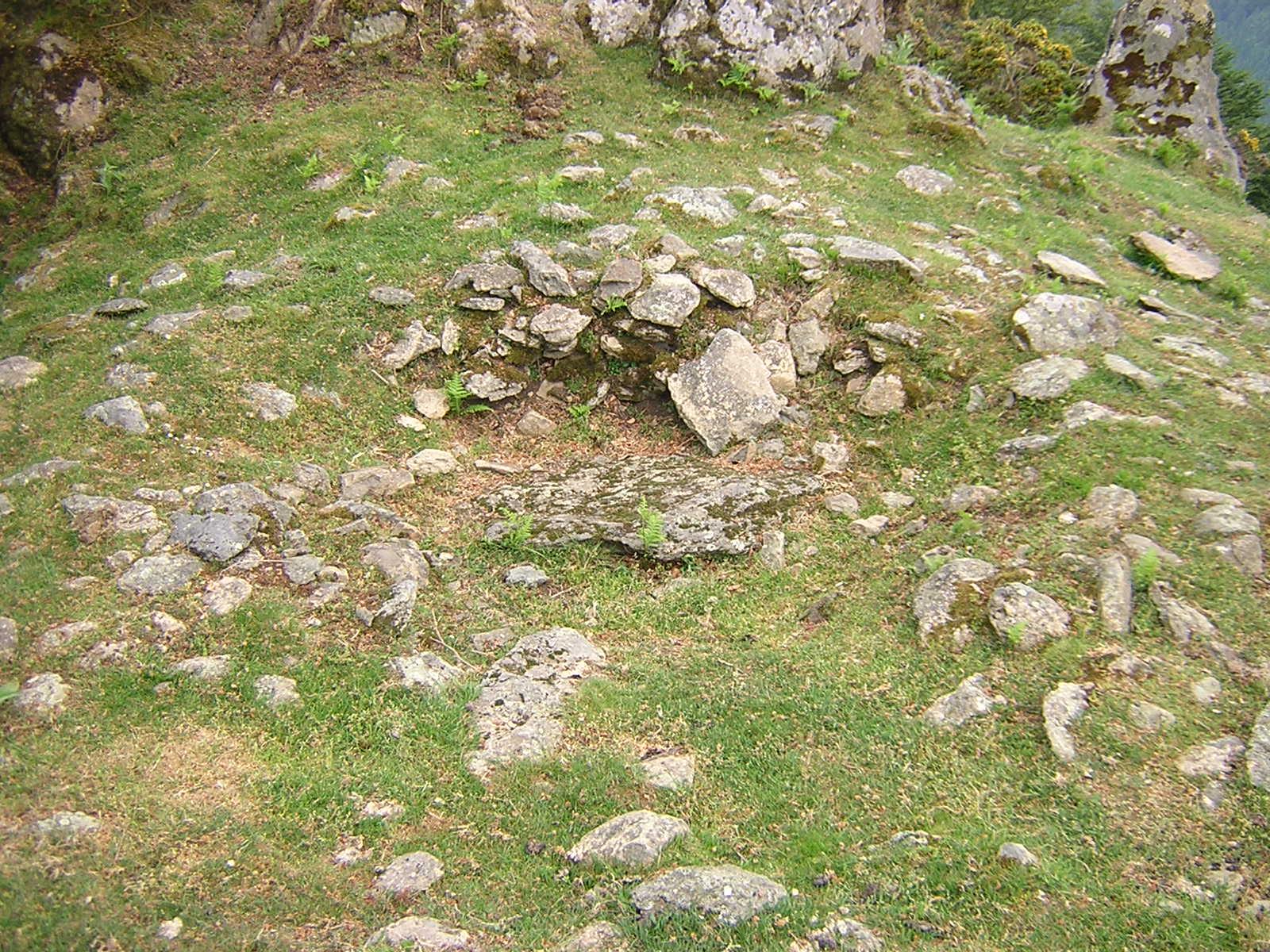 Dolmen Atxolin Trikuharria