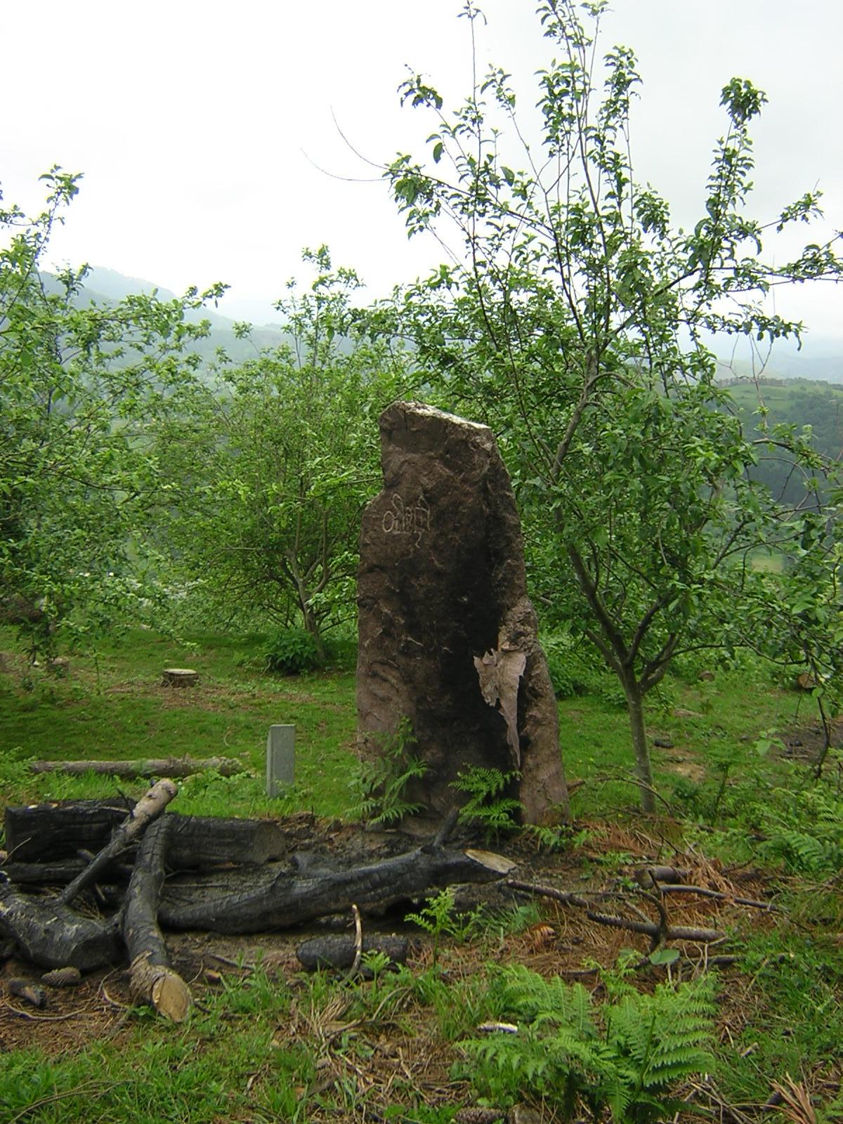 Menhir Txoritokieta Zutarria